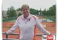 TK Sparta Praha Hana Mandlikova