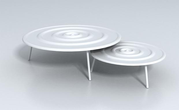 Mesas de centro Drops, RS Barcelona, Decoracion, muebles, diseño