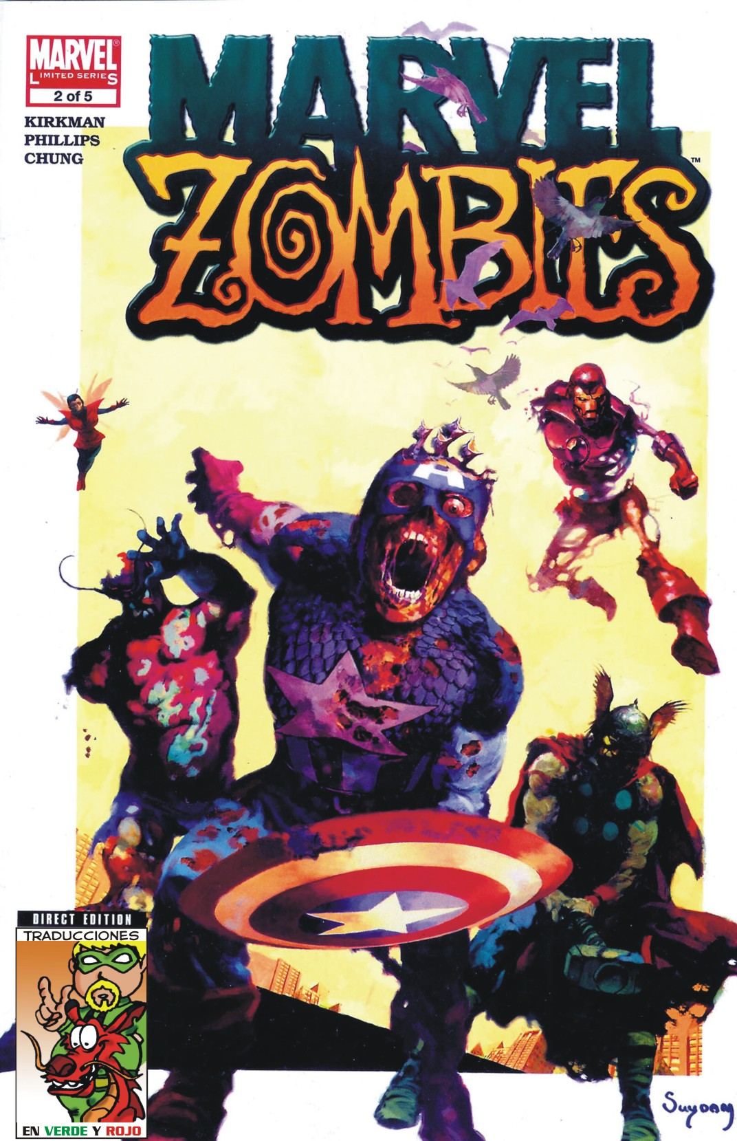 Todos Los Marvel Zombies [Comics] [Español] [Pdf [MU] williamhill registrierung kostenlos