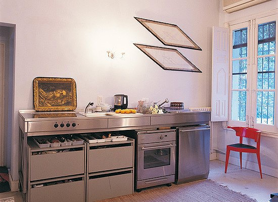 cocinas, muebles, decoracion, diseño, Minimalismo