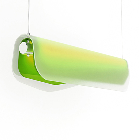 Lampara Algae - Christian Vivanco, decoracion, diseño, iluminacion