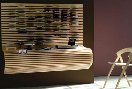 Muebles, decoracion, diseño, Estantería Flex - Lorenzo Damiani