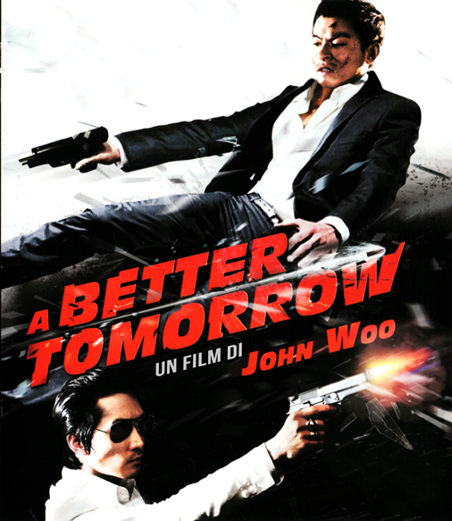 a better tomorrow blu-ray