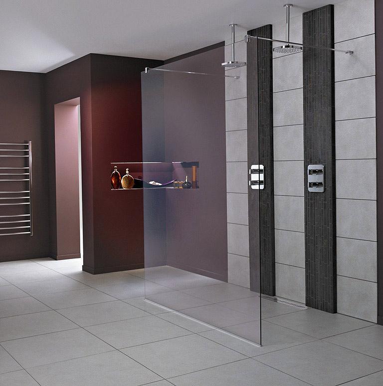 Cabinas De Ducha Gala: de mamparas para baños equipados con duchas a ras de suelo los