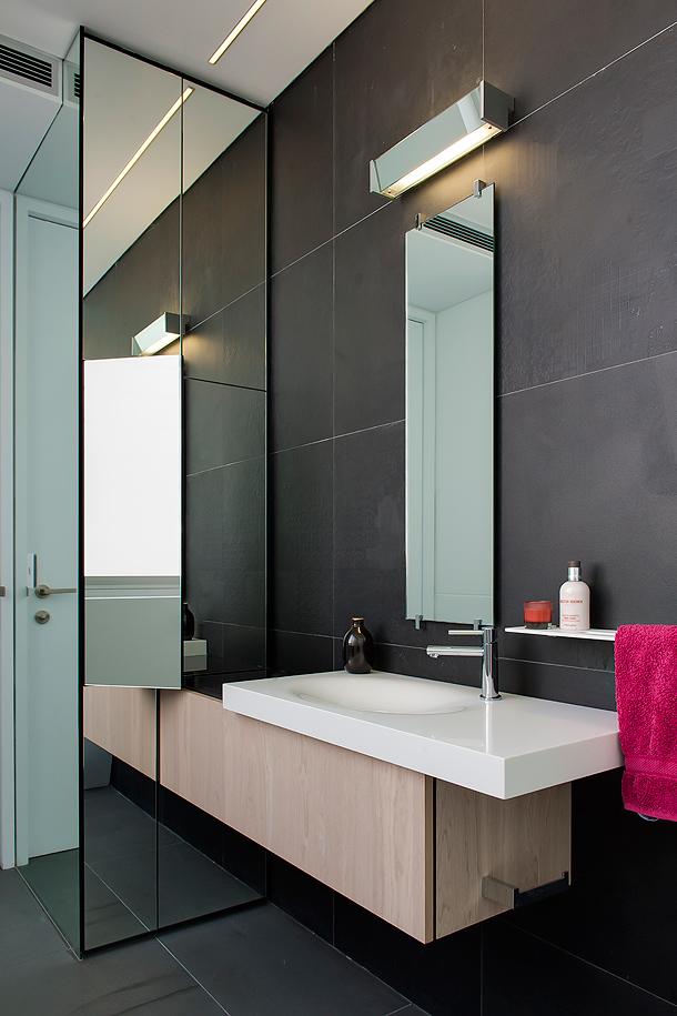 Cuarto de baño para dos niñas - Minosa Design