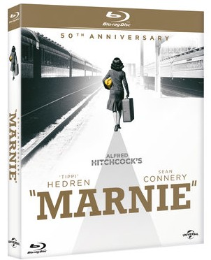 Marnie: 50th Anniversary Edition Blu-Ray
