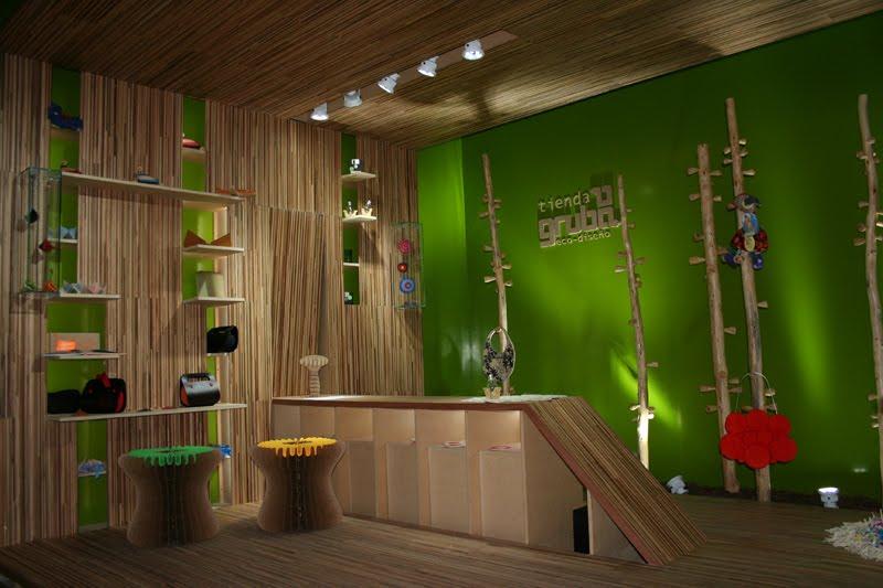 Casa FOA 2009: Espacio N°41, Shop Gruba Tienda eco diseño, Arquitectura, Diseño, Colores, sustentabilidad