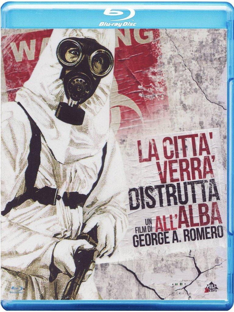 La Città Verrà Distrutta All'Alba: Blu-Ray