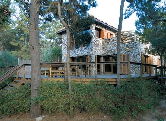 Casa en Mar de las Pampas - Arquitecto Leónidas Bochieri