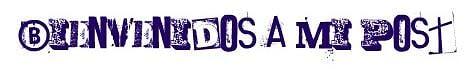 Megapost - Tipos de letras para tus graffitis