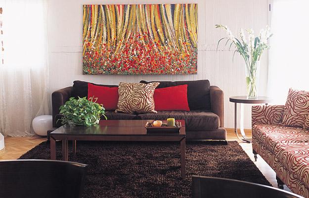 decoracion interiores departamentos rusticos:Un loft de líneas curvas y predominio del hormigón consigue el