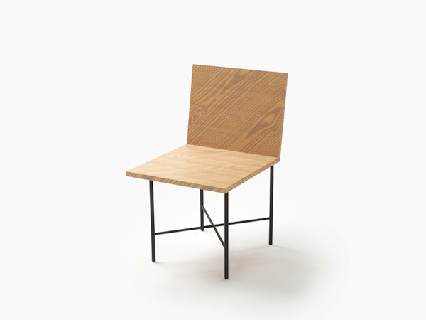 Milán 2014: Colección Print-chair - Nendo