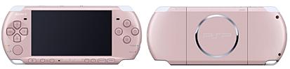 PSP-3000(ブロッサム・ピンク)