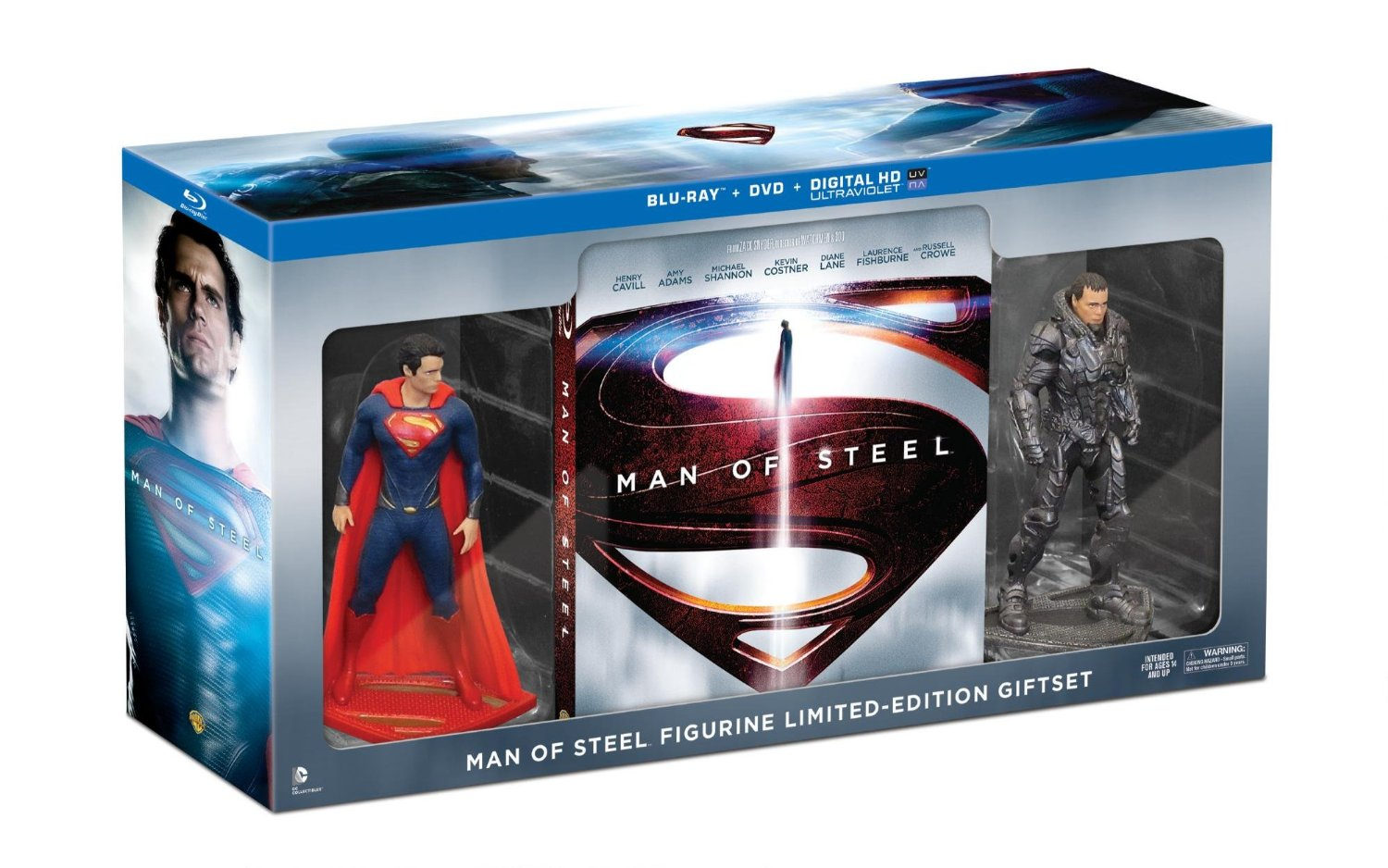 man of steel limited usa