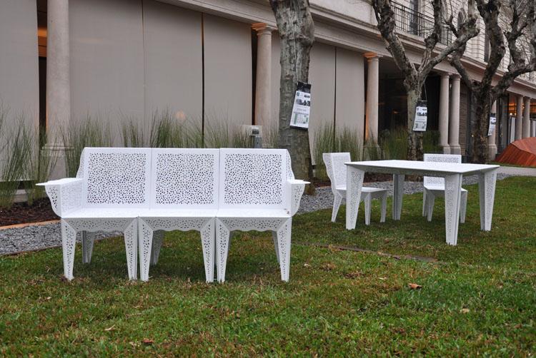 Casa FOA 2009: Espacio N°34, Plaza Tribuna Hípica, Arquitectura, Diseño, Paisajismo