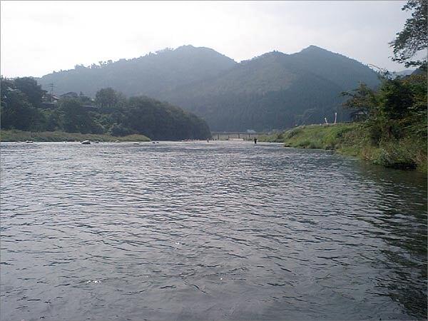 2010-09-21 久慈川 画像