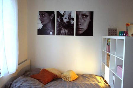 photographs-walls, fotos, cuadros, decoracion, interiores