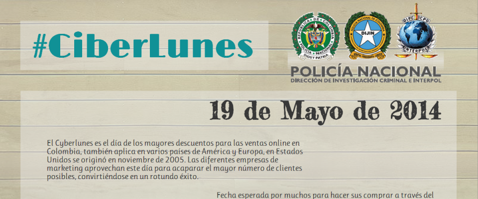 #CyberLunes - #Ciberlunes