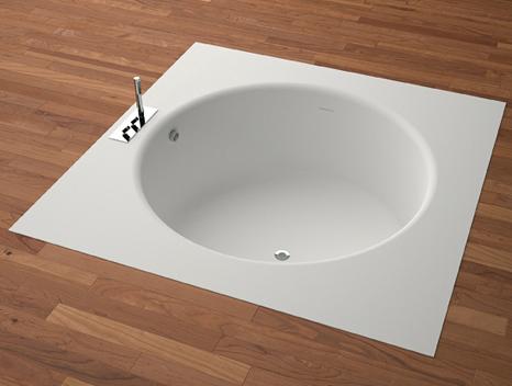 Lavabos In-Out de Agape, decoracion, diseño, baños