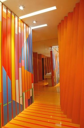 Casa-FOA-09, Espacio N° 26, Baños públicos, Mariana Villanueva, Pablo Lapieza, James Boyd Niven, Arquitectura, Diseño, Decoracion