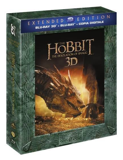 hobbit desolazione di Smaug extended 2